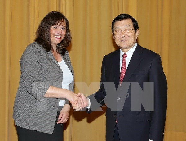Vietnam, Germany foster sound education ties hinh anh 1