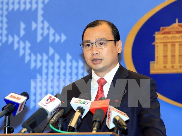 Foreign Ministry: Vietnamese's legitimate rights in Cambodia ensured hinh anh 1