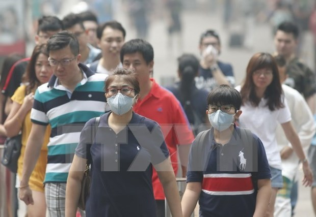 Indonesia accepts Singapore's proposal to fight haze hinh anh 1