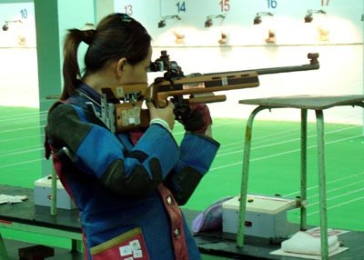 Vietnamese female shooters fail in World Games final hinh anh 1
