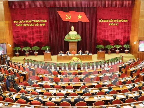 Personnel issue continues to be focused at Party Committee's meeting hinh anh 1