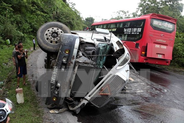 Traffic safety sees positive signs: Government report hinh anh 1