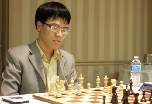 Liem wins second match of Millionaire Chess Open hinh anh 1