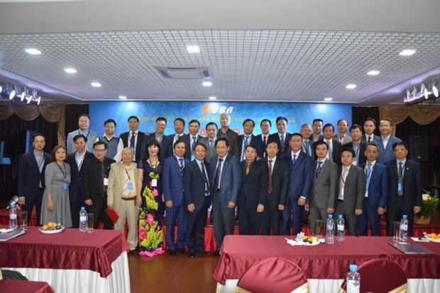 Vietnamese businesses in Russia unite to overcome difficulties hinh anh 1