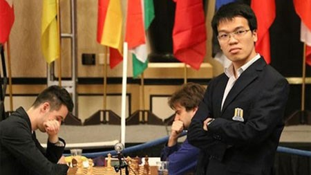 Liem on top at Millionaire Chess Open hinh anh 1