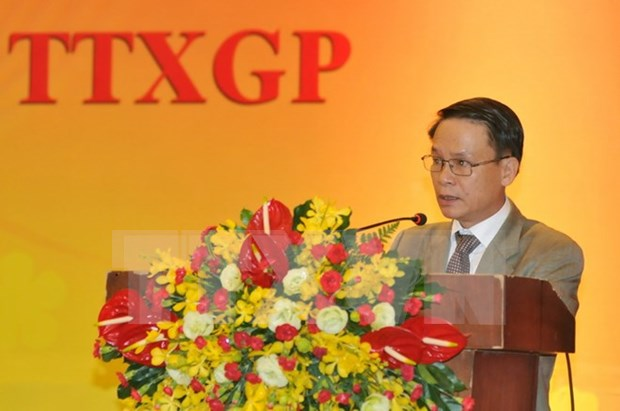 VNA marks 55th founding anniversary of wartime affiliate hinh anh 1
