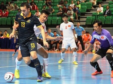 Vietnam lose to Australia at ASEAN futsal tourney hinh anh 1