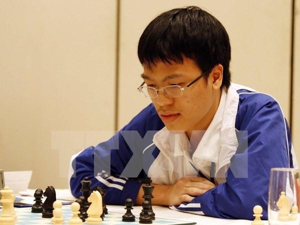 Grandmaster Liem enters Millionaire Chess semis hinh anh 1