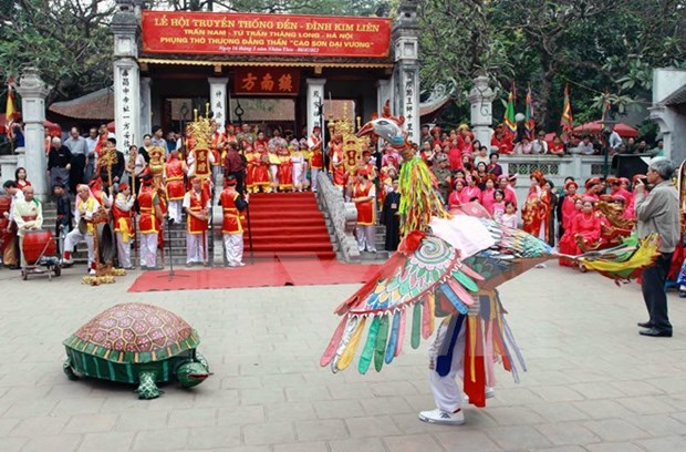 Hanoi moves to preserve ancient dances hinh anh 1