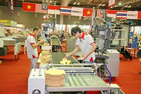 Wood products expo to help Vietnamese firms network hinh anh 1