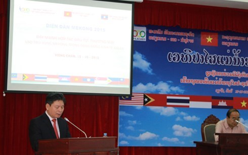 GMS countries foster trade ties hinh anh 1