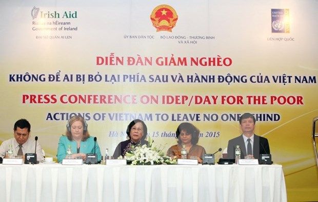 Vietnam takes lead in measuring multidimensional poverty: Minister hinh anh 1
