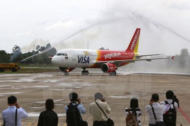 Can Tho-Bangkok air service enters hiatus hinh anh 1