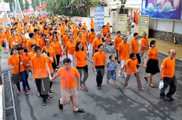 Vietnam perseveres in seeking justice for AO victims hinh anh 1