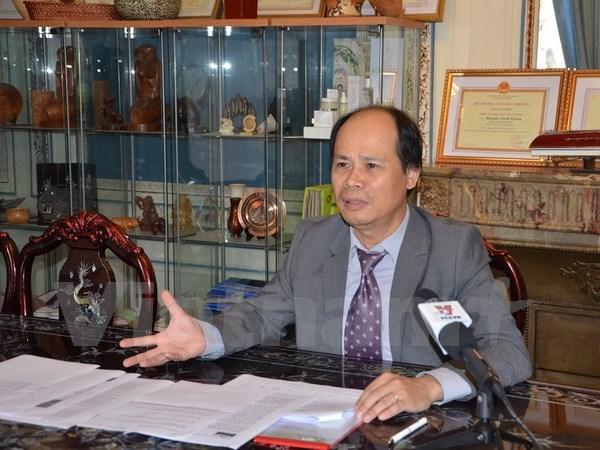 Vietnam-EU FTA to boost Vietnam-France trade ties hinh anh 1