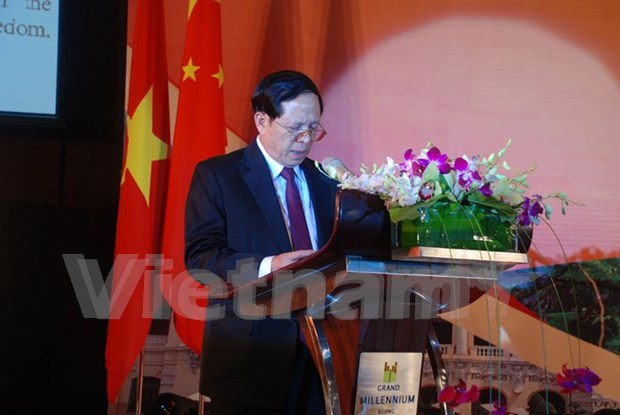 National Day celebrated in China, France hinh anh 1