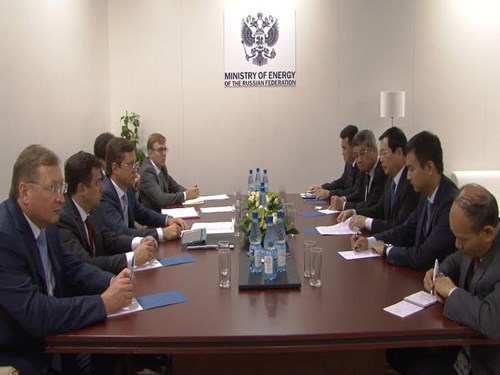 Vietnam seeks cooperation with Russia's Far East region hinh anh 1