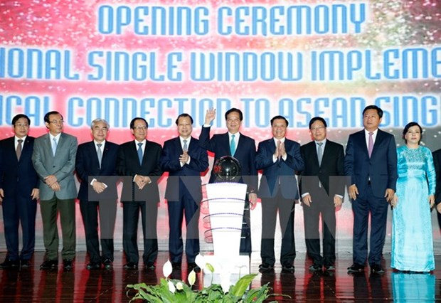 National single window customs mechanism launched hinh anh 1