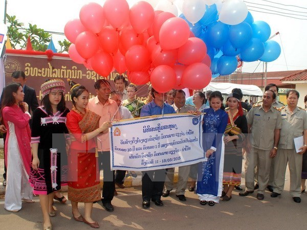 Lao leader hopes for stronger Vientiane-Hanoi cooperation hinh anh 1