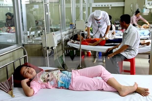 Dong Nai: increasing dengue cases hinh anh 1