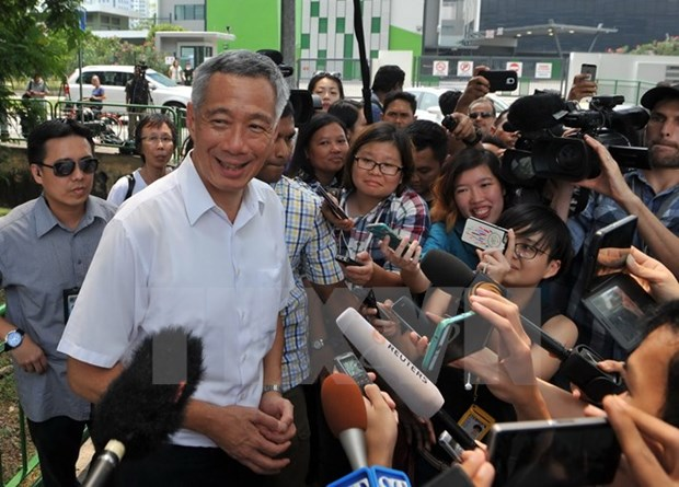 Singapore's PAP triumphs general election hinh anh 1