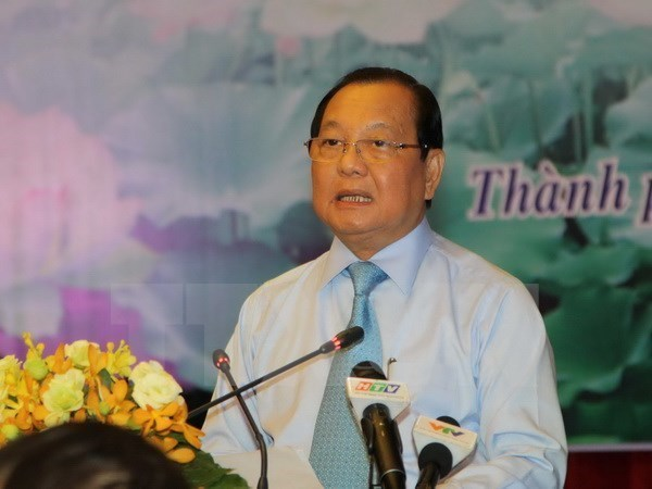 Ho Chi Minh City marks Southern Resistance War hinh anh 1