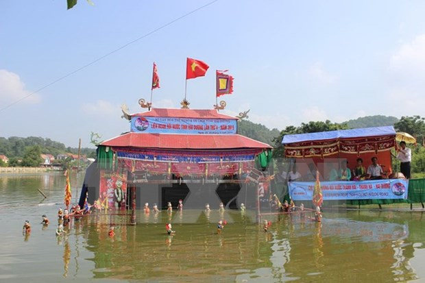Con Son-Kiep Bac autumn festival begins in Hai Duong hinh anh 1