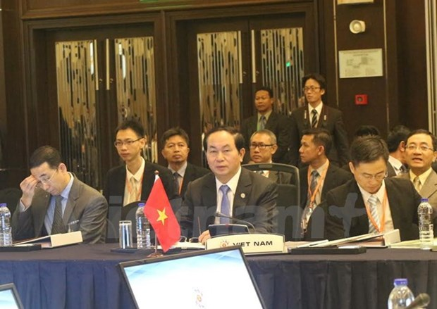 Vietnam attends ASEAN transnational crime meeting hinh anh 1