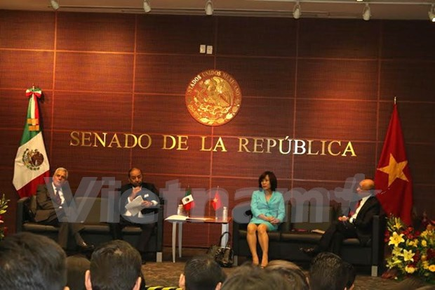 Mexican businesses interested in trade ties with Vietnam hinh anh 1