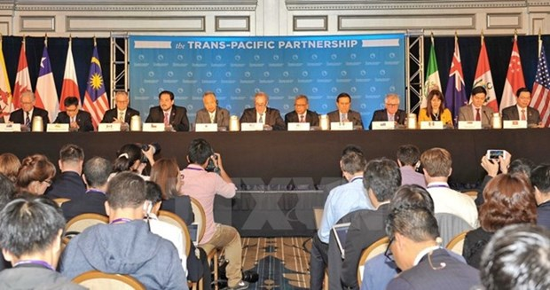 TPP – bright future for participating countries hinh anh 1
