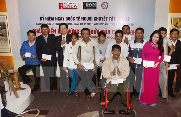 National Committee for Persons with Disabilities established hinh anh 1