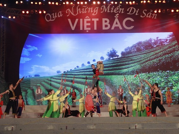 Tourism programme goes through Viet Bac heritage sites hinh anh 1