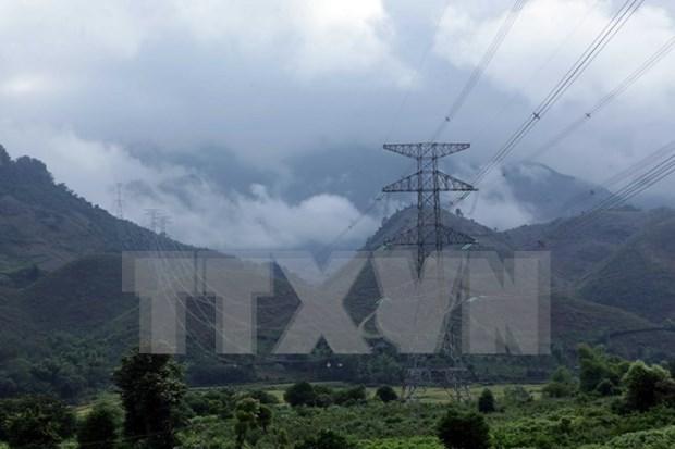 Son La – Lai Chau 500 kV transmission line completed hinh anh 1