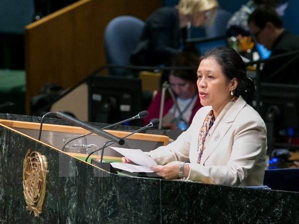 Vietnam continues to back disarmament, non-proliferation hinh anh 1