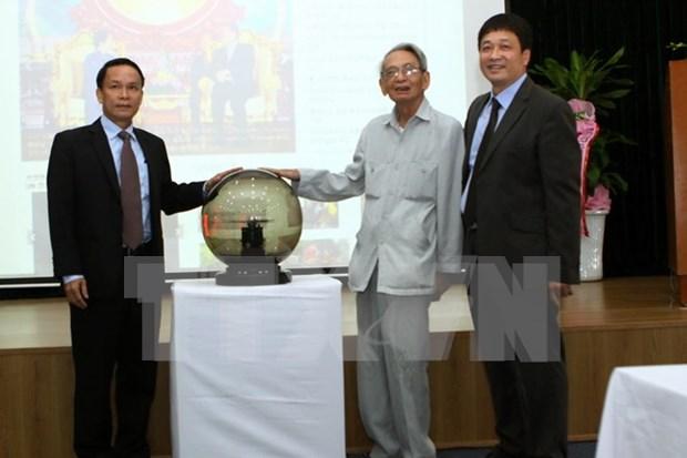 Vietnam Pictorial's Korean language online version makes debut hinh anh 1