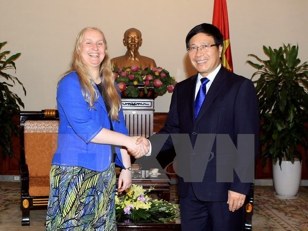 New Zealand treasures ties with Vietnam hinh anh 1