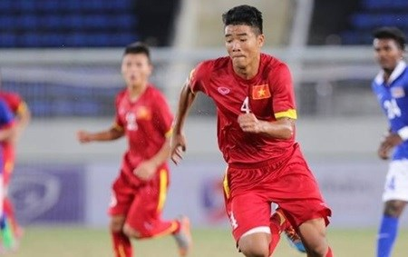 Local striker joins top five U19 players in ASEAN hinh anh 1