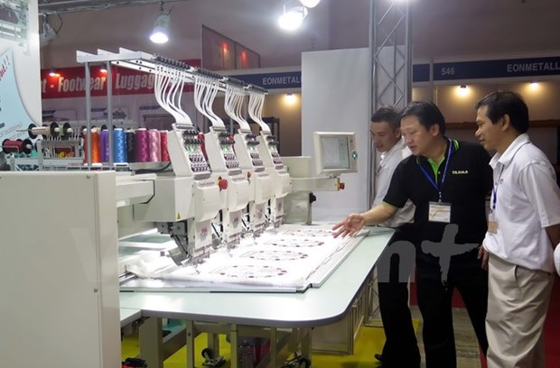 Int'l textile and garment exhibition opens in Ho Chi Minh City hinh anh 1