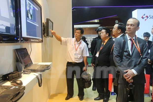 Asia's police exhibition and conference opens in Malaysia hinh anh 1