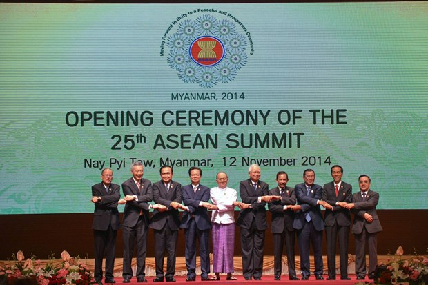 """Strategic trust - Foundation of """"ASEAN common house"""" hinh anh 2"""