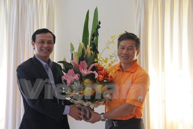 Vietnam eyes stronger sci-technological links with Australia hinh anh 1