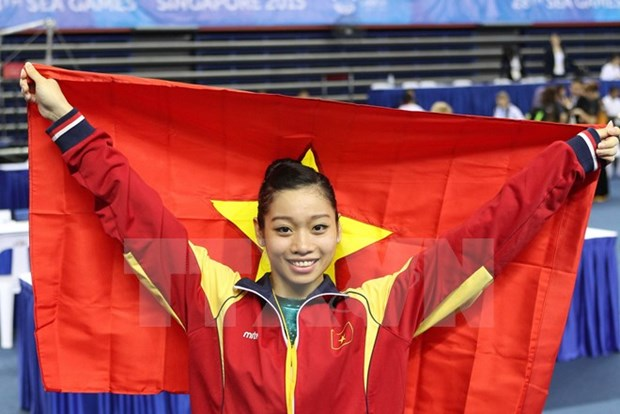 Gymnast fails in bid to win place at Rio Olympics hinh anh 1