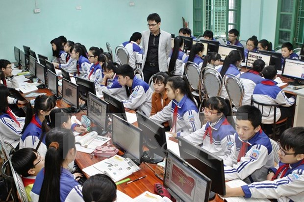RoK helps Vietnam apply IT to education hinh anh 1