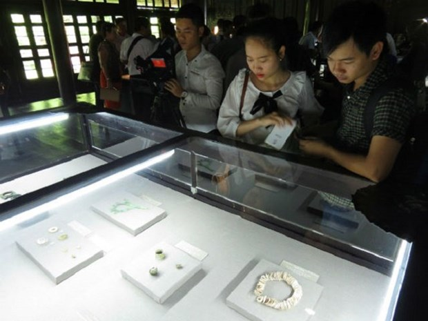 Vietnamese jewelry shines in Ninh Thuan hinh anh 1