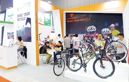 Cycle brands ready for Vietnam hinh anh 1