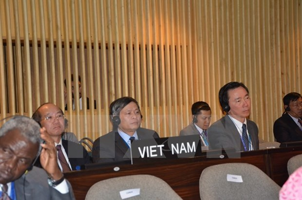 Vietnam attends UNESCO General Conference's 38th session hinh anh 1