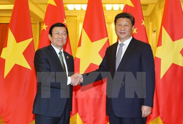 Chinese top leader's State visit significant to bilateral ties hinh anh 1