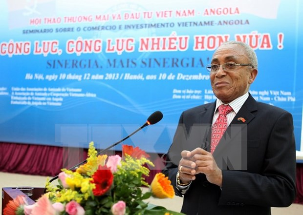 Angola looks for closer relations with Vietnam hinh anh 1