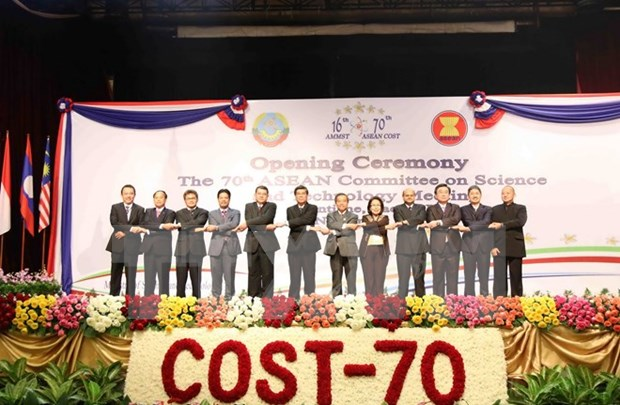 Conference boosts ASEAN sci-tech cooperation hinh anh 1