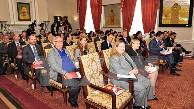 Forum discusses Vietnam-US energy cooperation hinh anh 1